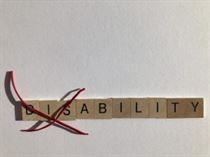 Disability text