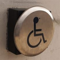 Disability door accessibility